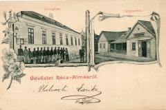 1900 Üdvözlet Rácz-Almásról (2)