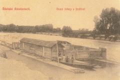 Rácalmás, Fürdőház a Dunán